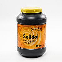 Смазка Солидол жировой 2кг