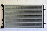 Радиатор охлаждения GERAT VV-104/2R Volkswagen Golf, Jetta, Bora IV пок.