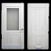 """Межкомнатная дверь """"Латте 587-586"""""""