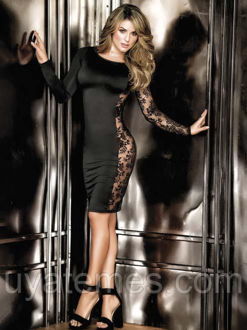Изысканное вечернее платье 8239 S M L XL