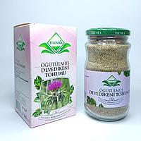 Измельченные семена чертополоха, противовоспалительный растительный чай с расторопши Themra Турция 200 гр.