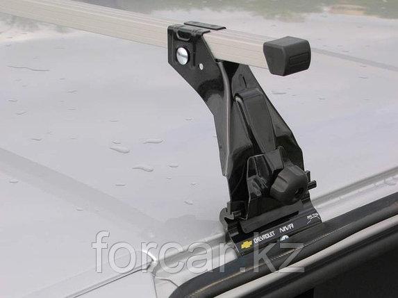 Багажник Atlant эконом-класса на CHEVROLET-НИВА с опорой на крышу (стальные дуги), фото 2