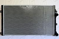Радиатор охлаждения GERAT VV-105/2R Audi A3, TT, VW Passat, Golf, Caddy, Skoda Octavia