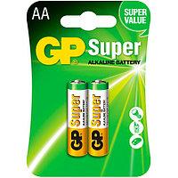 Батарейки GP SUPER Alkaline 15A-CR2 (АА)