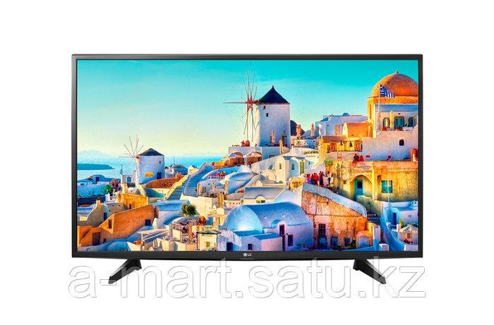 LG 49UH610V LED UHD Smart BlackТелевизор
