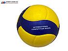 Мяч волейбольный MIKASA M300W ORIGINAL, фото 4