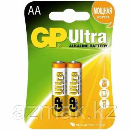 Батарейки GP ULTRA Alkaline 15AU-CR2 (АА)