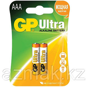 Батарейки GP ULTRA Alkaline 24AU-CR2 (ААА)