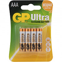 Батарейки GP ULTRA Alkaline 24AU-CR4 (ААА)