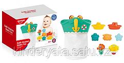 HAUNGER Набор игрушек для ванной ЯКОРЬ 7 шт.