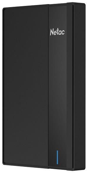Внешний HDD 1TB Netac K331 NT05K331N-001T-30BK, USB 3.0, Black