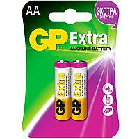 Батарейки GP EXTRA Alkaline 15AX-CR2 (AA)