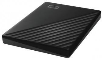 "Внешний жесткий диск Western Digital 4TB My Passport (WDBPKJ0040BBK-WESN), 2.5""/ USB 3.0/ Black"