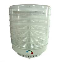 Электрическая сушилка для овощей «Ветерок-2» (прозрачные поддоны)