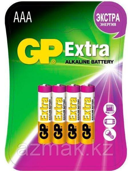 Батарейки GP EXTRA Alkaline 24AX-CR4 (AAA)