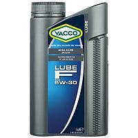 Масло премиум класса Yacco LUBE F 5W30 1 литр для автомобилей Ford