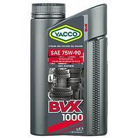Масло Yacco BVX 1000 75W90 1 литр для мостов автомобилей
