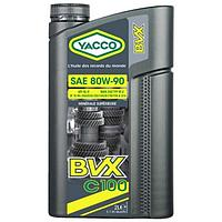 Масло в коробку 80W90 GL5 Yacco BVX C 100 2 литра