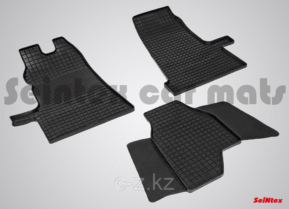 Резиновые коврики для Ford Transit 2006 - 2014