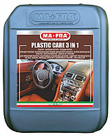 Полироль пластика Ma-Fra PLASTIC CARE 3 IN 1 - 4.5л с пчелиным воском