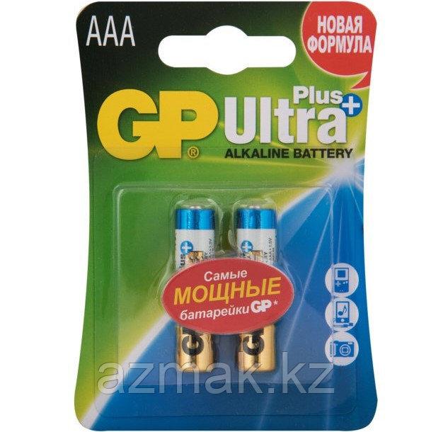 Батарейки GP ULTRA PLUS Alkaline 24AUP-CR2 (AAA)