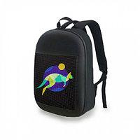 Стильный рюкзак с LED дисплеем