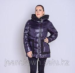 Куртка женская демисезонная  Evacana черная