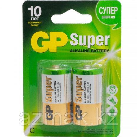 Батарейки GP SUPER Alkaline 14A-BC2