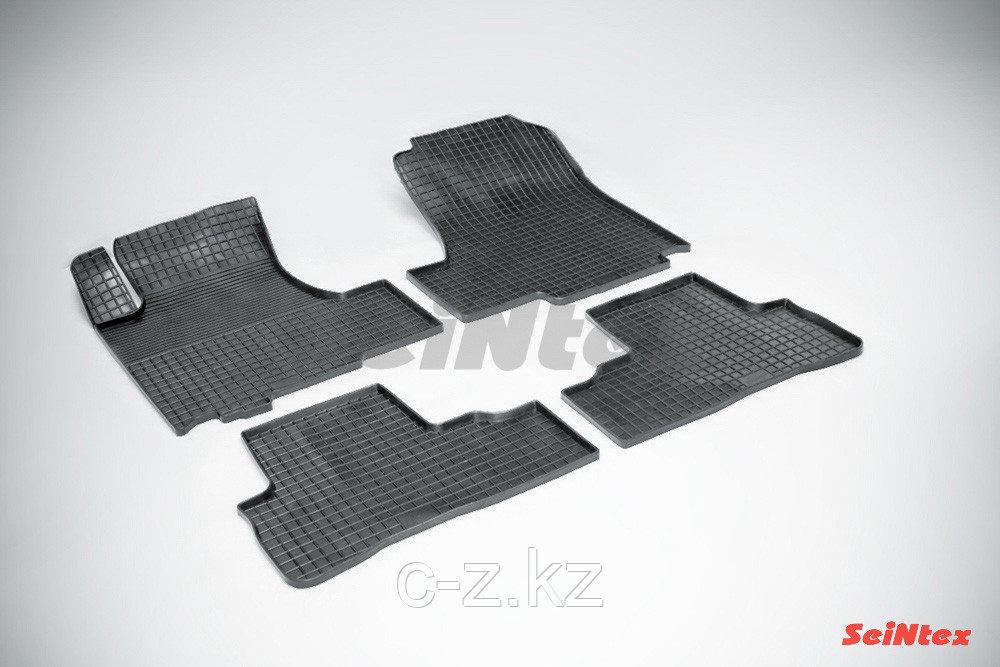 Резиновые коврики Сетка для Honda CR-V III 2006-2012
