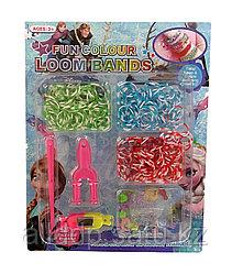 "Набор для плетения Loom Bands ""Frozen"""