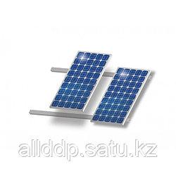 Комплект для наклонной крыши на 8 модулей, алюминий