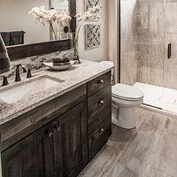 Мебель для ванны деревянная