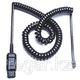 Кабель Plantronics HIS шнур-адаптер для телефонов Avaya