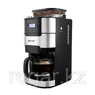 Кофемашина Kitfort KT-720 черный