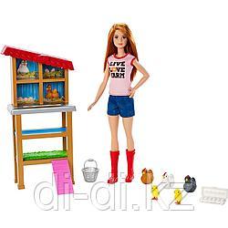 """Mattel """"Любимая профессия"""" Птичница FXP15"""