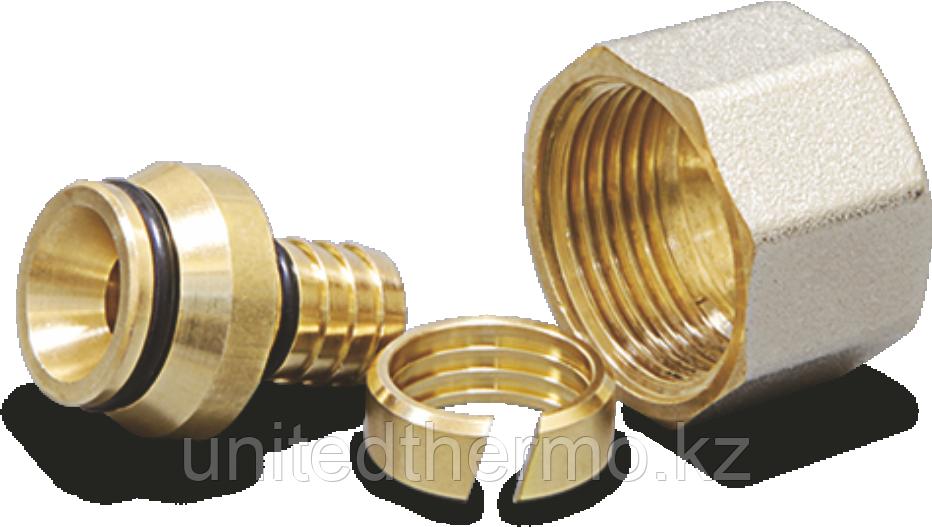 """Фитинг 20х2.0-3/4"""" евроконус для PEX трубы RBM"""