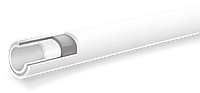 Труба 63 мм ППР армированная стекловолокном Fusitek Faser (PN 20)