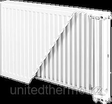 Радиатор стальной тип 22VK H300мм*L2000мм панельный Bjorne нижнее подключение
