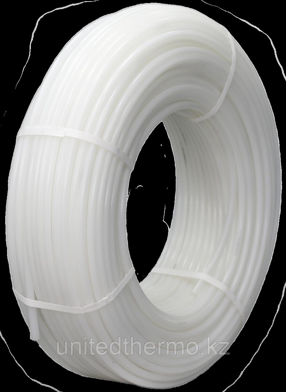 Труба 16х2.0 мм однослойная полиэтиленовая с повышенной термостойкостью PE-RT II FT90101