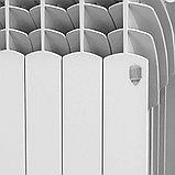 Радиатор биметаллический Revolution 350/80 Royal Thermo (РОССИЯ), фото 4