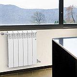 Радиатор биметаллический Revolution 350/80 Royal Thermo (РОССИЯ), фото 5