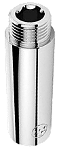 "Удлинитель 1/2""х50 мм внутренняя/наружная резьбой MIRAYA"