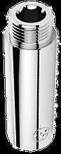 "Удлинитель 1/2""х100 мм внутренняя/наружная резьбой MIRAYA"