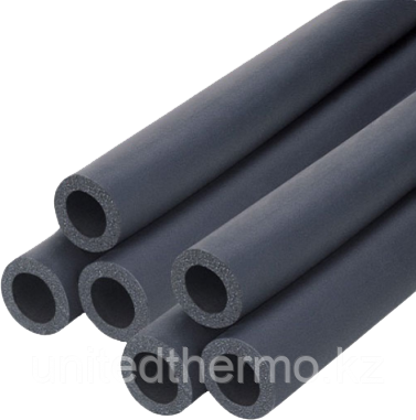 Трубчатая изоляция Ø18х9мм K-Flex ST (Каучук) цвет: черный