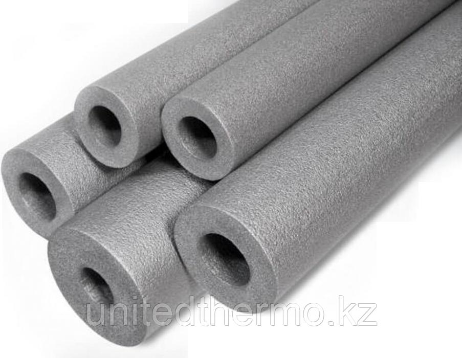 Трубчатая изоляция Ø76х9мм K-Flex PE (Полиэтилен) цвет: серый