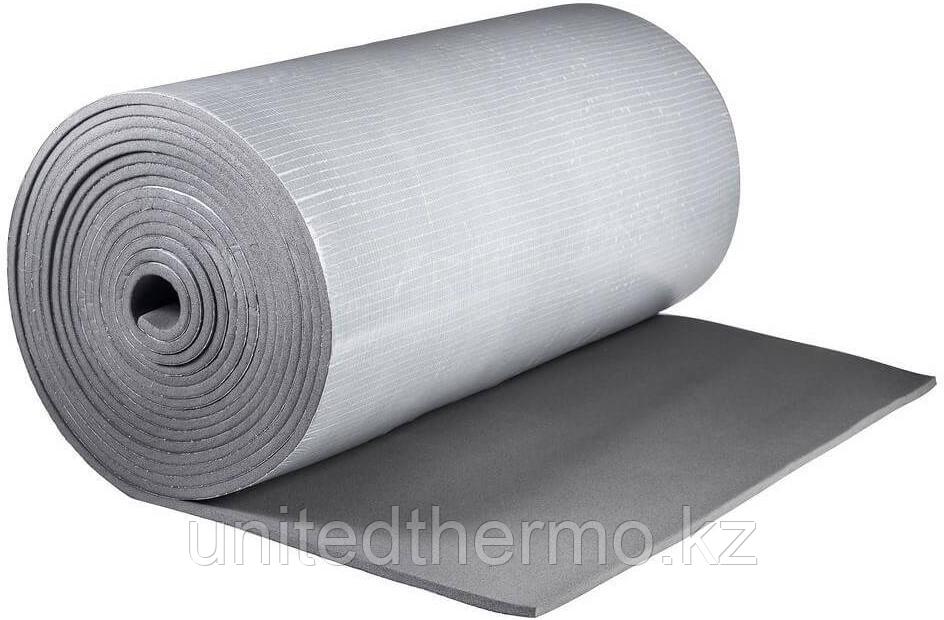 Рулонная Изоляция 1м х 20м х 10мм самоклеящаяся K-Flex AIR AD (Каучук) цвет: серый