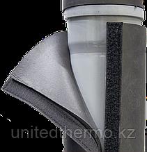 K-FONIK ZIP CASE 42мм х 0.5м х 8мм - готовое решение для шумоизоляции канализационных труб 110мм