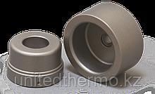 Нагревательные насадки для раструбной сварки 40 мм Fusitek