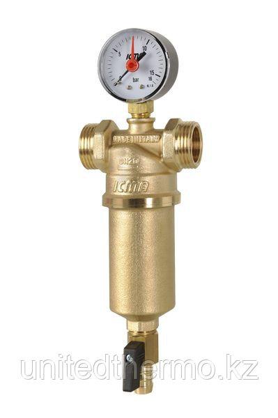 """Самопромывной фильтр 2"""" В/В арт. 750 ICMA"""