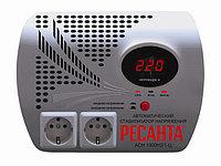 Стабилизатор РЕСАНТА 1000/1 ACH Ц (1000Вт) настенный, фото 1